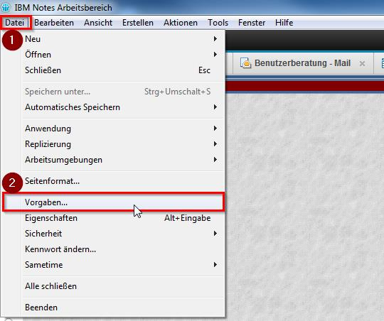 lotus notes wörterbuch