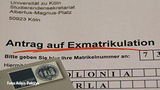 Exmatrikulation